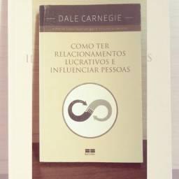 Livro Como Ter Um Relacionamento Lucrativo - Dale Carnegie