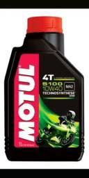 Óleo semi sintético Motul 10w40 5100