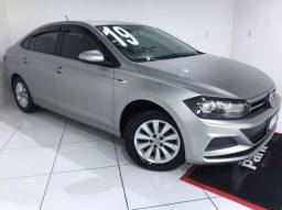 Vw Volkswagen Virtus + android auto + gnv