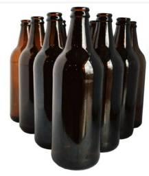 Garrafas para cerveja artesanal ( cx com 12 )