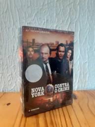 DVDs Nova York Contra o Crime
