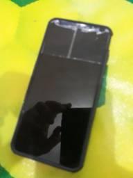 Xiaomi MiA2 com a tela quebrada