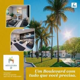 Título do anúncio: A= Boulevard 2, casas com 2 quartos, 53 m² Av, General Arthur Carvalho, 58 - Turu