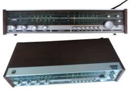 Philips Tipo: 06 RH 716/00 Receiver Stereo dos anos 70-Funcionando