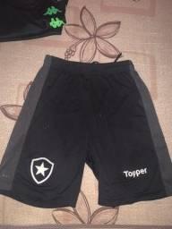 Short Botafogo topper