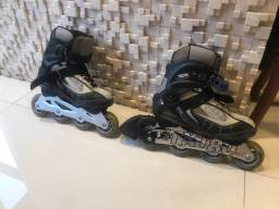 Roller C/ Patins Traxart Free Style TXT 180 Abec-7