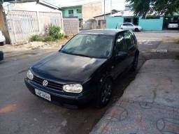 Golf Flash 1.6 Flex 2006 Sapão