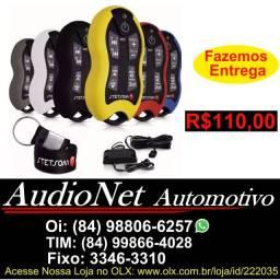 Controle Longa Distancia Stetsom Sx2 500 Metros Automotivo Carro Som Radio Central