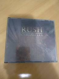Rush Cd Duplo Chronicles