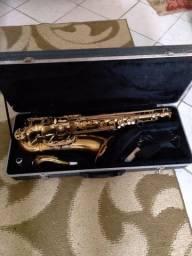 Vendo sax tenor shelter
