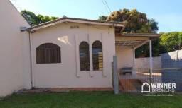 Casa com 1 dormitório para alugar, 50 m² por R$ 750/mês - Zona 08 - Maringá/PR