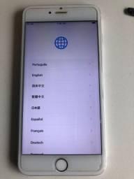 IPhone 6s Plus 64Gb. Parcelo no cartão.