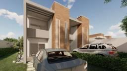 Casas planas e duplex em rua privativa - Tamatanduba
