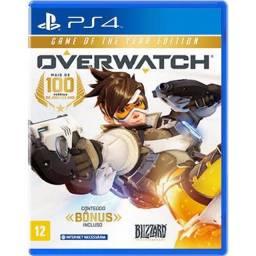 Jogo Overwatch jogo PS4 LACRADO