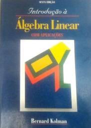 Livro Introdução à Álgebra Linear Com Aplicações