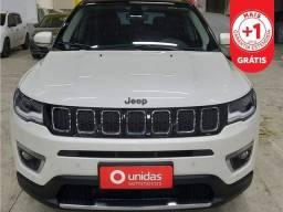 Jeep Compass 2020 2.0 16v flex limited automático