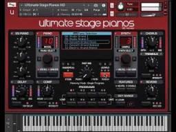 Ultimate Stage Pianos HD Atualizada.