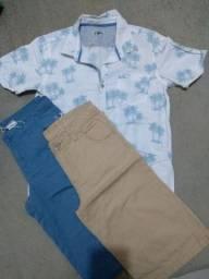 Título do anúncio: Lote roupa infantil