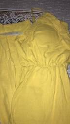 Macacão cotton