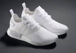 Tênis Adidas Nmd R1 Premium Branco