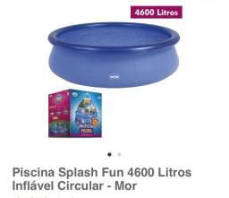 Psicinão inflável 4600 ltrs