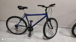 Bike Caloi Aluminum aro 26 restaurada