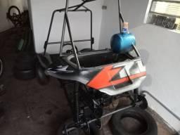 Mini Buggy com motor 125