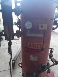 Caldeira Maritec Vertical 50kg/h 2009 à reformar