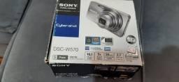Câmera Sony W570