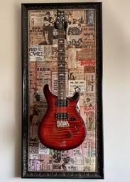 Suporte para guitarra , baixo ou violão.