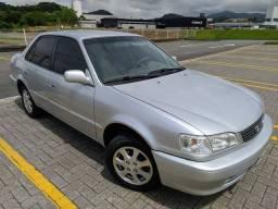 Toyota Corolla SE-G Automático 2001