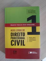 Novo Curso de Direito Processual Civil Marcus Vinicius Rios Gonçalves