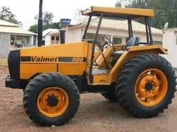 Trator Valmet 980