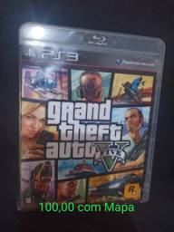 GTA V Ps3 top com Mapa