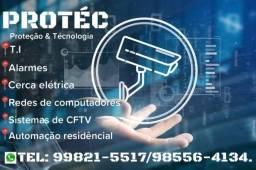 PROTÉC proteção & Tecnologia