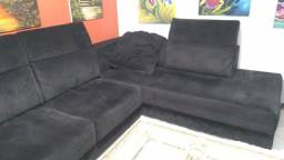 Sofa retratil reclinavel com densidade 33.