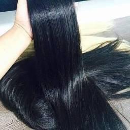 Mega hair removível