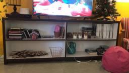 Estante para televisão ou decoração