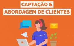 Vaga captação e abordagem de clientes
