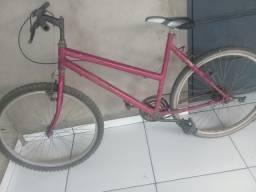 Bicicleta aro 26  aceito propostas *