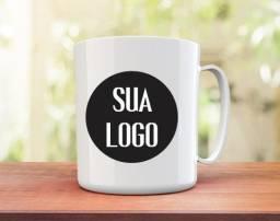 Caneca Personalizada Sua Logo