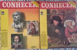 Raridade!Enciclopedia Semanal-180 fasciculos-1966-Completa