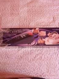 Título do anúncio: Barbada massageador em estado de novo na caixa.