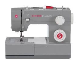 Máquina De Costura Singer Facilita Pro 4432 Cinza 220v