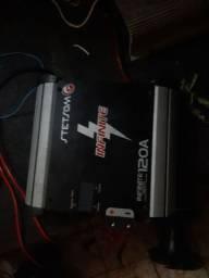 Vendo fonte infinite  stetsom 120 amps