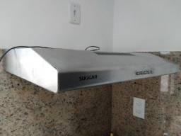 Depurador Suggar Slim Inox 60cm - 110v   127v
