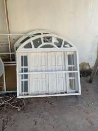 Janela porta tanque telha grade portão