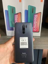 XIAOMI REDMI 9 64GB 4GB RAM TELA 6.53 5000mAh bateria