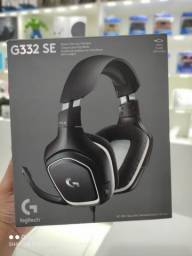 Headset Logitech G332 SE - TOP [Loja Física]