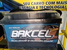 Bateria 60 AH Nova 1 ano de garantia R$210,00 na base de troca *)